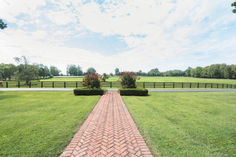 Johnny Depp's Horse Farm Grounds