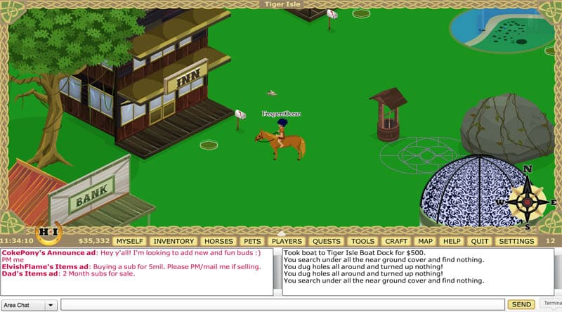 7 Awesome Virtual Horse Games You Need To Try! - Horsey Hooves