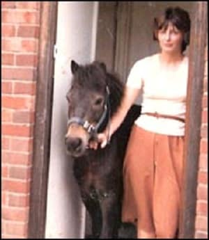 Sugar Puff the world's oldest pony