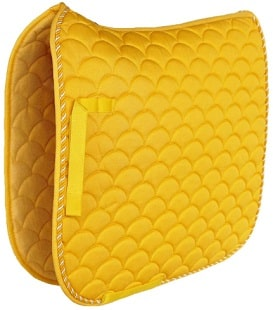 Professional Equine Horse Quilted dressage saddle pad