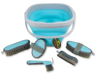 Southwestern Equine Collapsible Grooming Kit