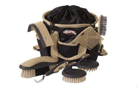 Weaver leather grooming set