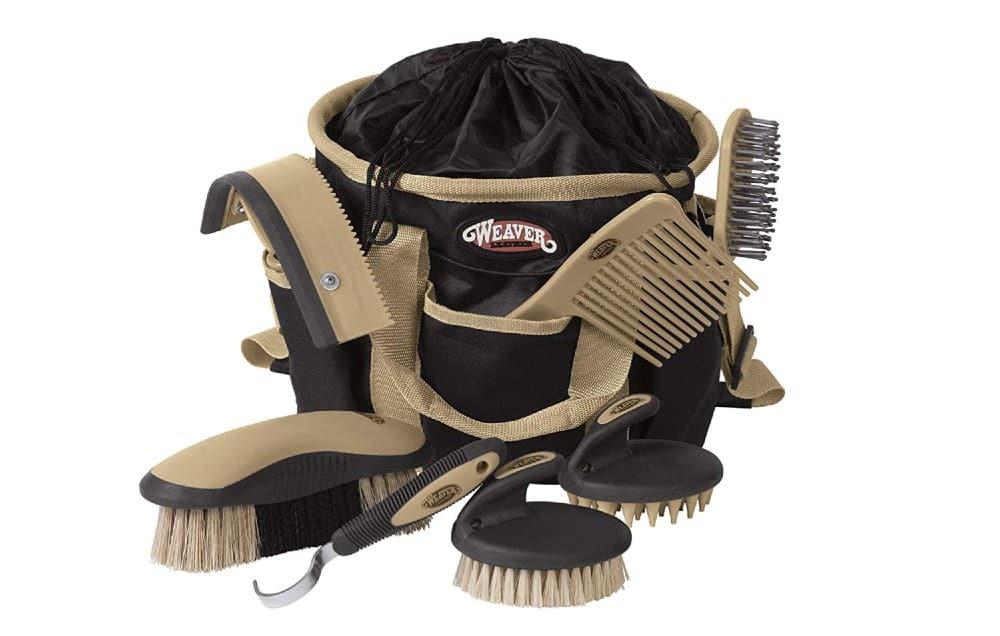 Weaver horse grooming kit