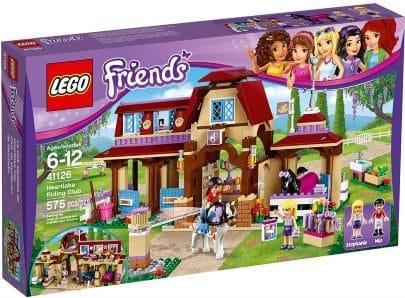Heartlake Riding Club LEGO set