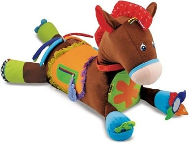 Melissa and Doug Activity toy horse for babies