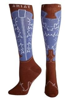 ARIAT Women's Western Boot Sock