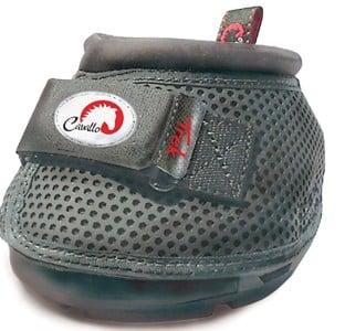 Cavallo Equine Trek Boot with Regular Sole Hoof Boots