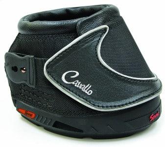 Cavallo Sport Hoof Boot Slim Sole