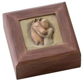 Horse Memory Box gift