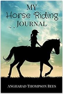 Horse riding journal gift idea for girls