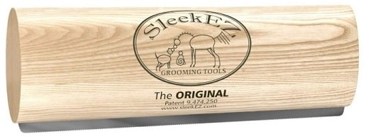 SleekEZ horse and dog shedding tool review