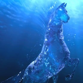 The Nokk from Frozen 2