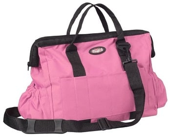 Tough 1 600 Denier Poly Grooming Tote Pink