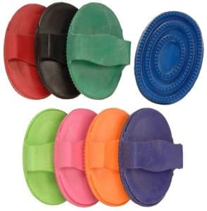 Tough 1 Large Rubber Curry Combs
