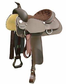 Wintec Full Quarter Western Saddle