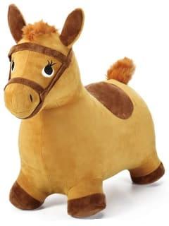 iLearn hopping horse toy