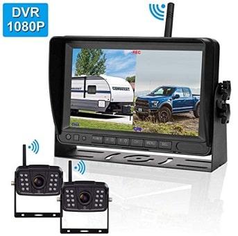 iStrong FHD 1080P Digital Wireless Camera