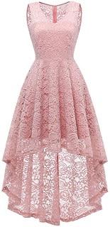 DRESSTELLS Women's Prom Vintage Tea Dress