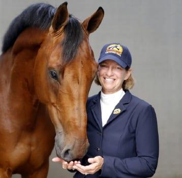 Beezie Madden horse rider