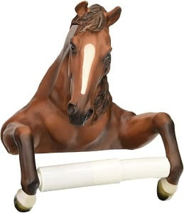 Horse Rustic Toilet Paper Roll