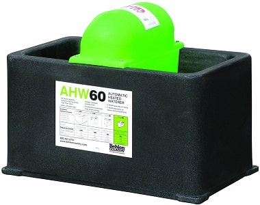 Insulated Calf, Sheep or Horse Waterer with Heat