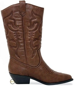 Stylish Pierre Dumas Mid Calf Boot