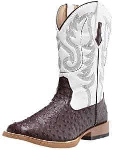 Roper Men's Square Toe Cowboy Boot