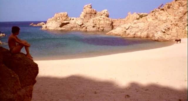 The Black Stallion Shipwreck movie scene setting