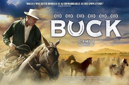 Buck, western cowboy documentary film