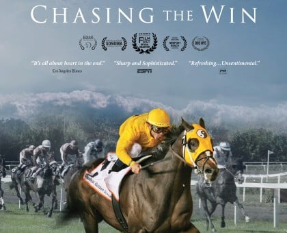 Chasing the Win horse racing documentary