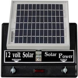 EFL 12-Volt Solar Fence Charger