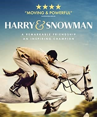 Harry and Snowman equine jumping documentary