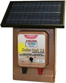 Parmak MAG12-SP Solar-Pak