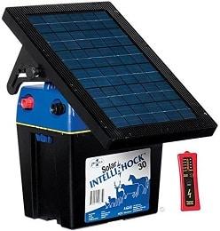 Premier Solar IntelliShock 30 Fence Energizer Kit