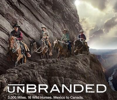 Unbranded horse trekking documentary