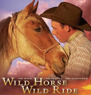 Wild Horse, Wild Ride documentary cover on Amazon Prime