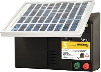 Zareba ESP30M-Z high quality solar fence charger