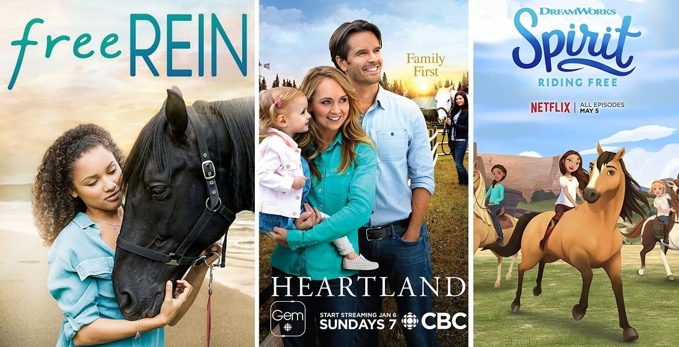 Best horse TV series for equestrian lovers on Netflix