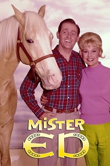 Mister Ed TV series front cover