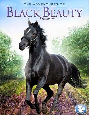 The Adventures of Black Beauty DVD front cover