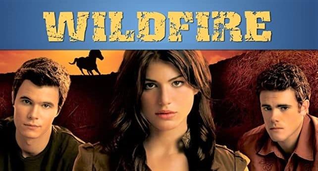 Wildfire Horse TV series on Netflix