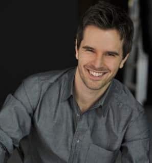 Actor Graham Wardle from Heartland TV series