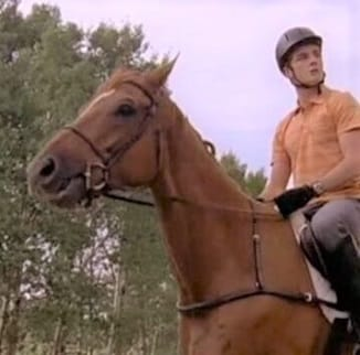 Red, horse from Heartland