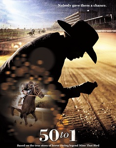50 to 1 horse racing movie cover