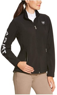 Ariat women's winter jacket for equestrian trainers