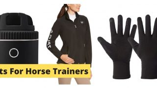 Gifts for horse trainers