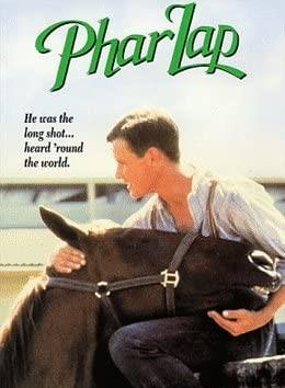 Phar Lap horse movie cover