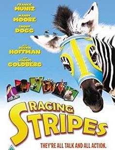 Racing Stripes movie DVD cover