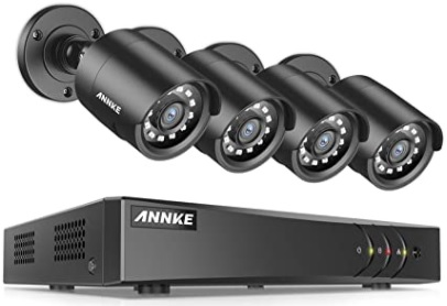 ANNKE 8 Channel Security barn Camera System