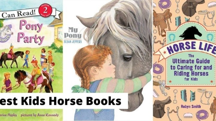 Best horse books for kids and young equestrians